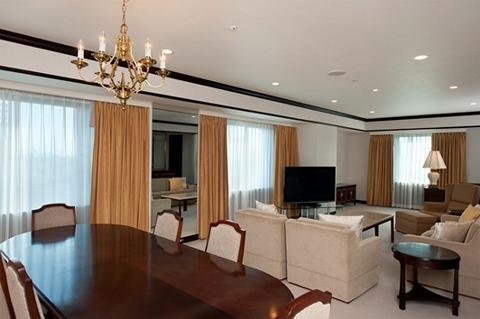 Crowne Plaza ANA HIROSHIMA - 140 square meters relaxing and sophisticated suite