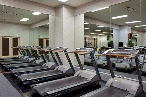 Crowne Plaza ANA HIROSHIMA - Training at the gym opens at 5 30 am free of charg