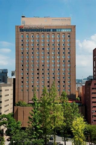 Crowne Plaza ANA HIROSHIMA - Easy access to the conference centre and business