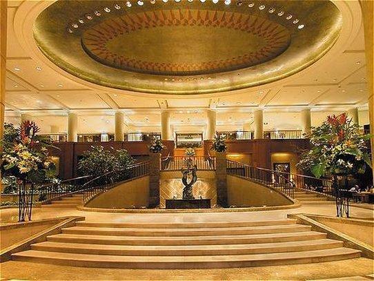 Crowne Plaza Hotel Jakarta 前厅