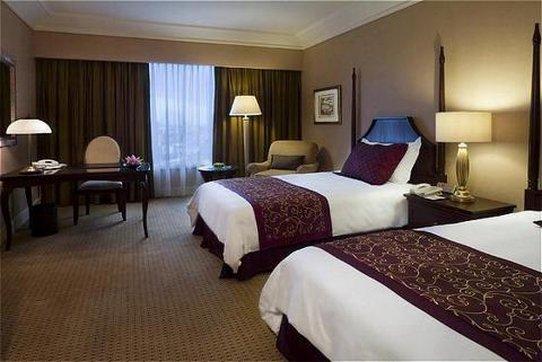 Crowne Plaza Hotel Jakarta 客房视图