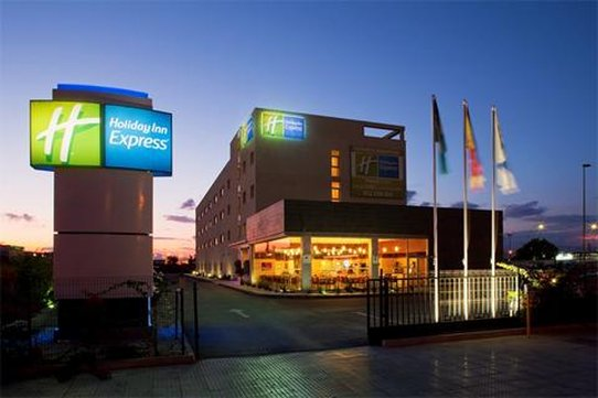 Holiday Inn Express Malaga Airport Außenansicht