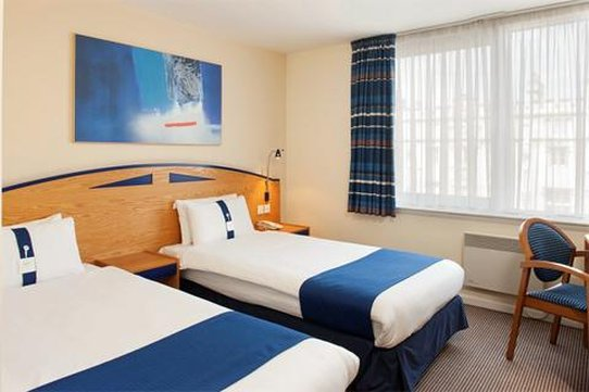 Holiday Inn Express Bristol City Centre Kameraanzicht