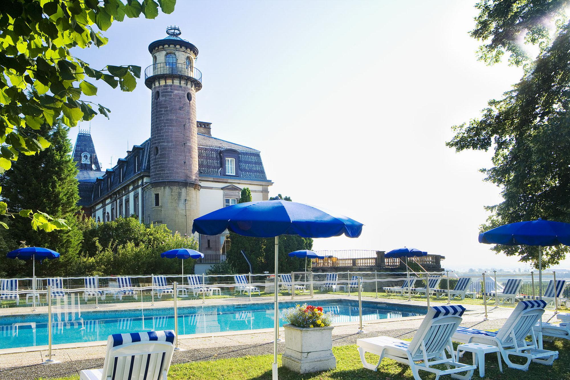 Chateau d'Isenbourg & Spa