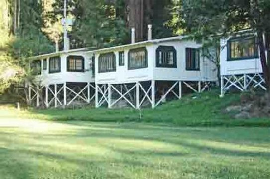 Dawn Ranch Lodge - Guerneville, CA