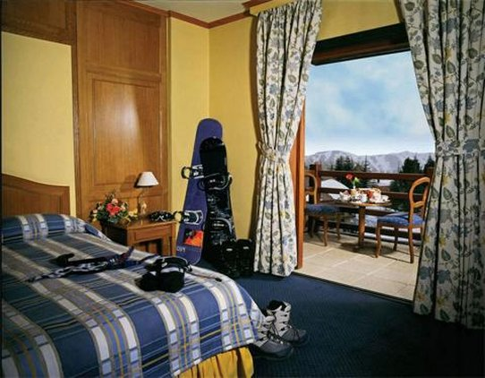 InterContinental Mountain Resort & Spa Mzaar View of room