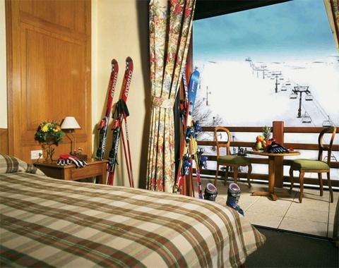 玛加尔黎巴嫩青山温泉度假洲际酒店 - Guest Room