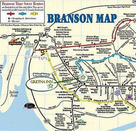 Gretna Inn - Branson, MO