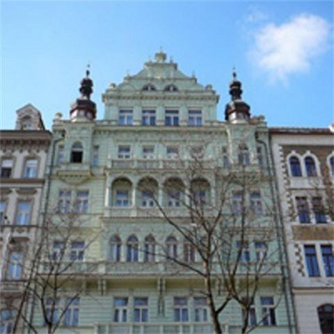 Janacek Palace Residence Fasad