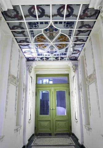 Janacek Palace Residence Lobby