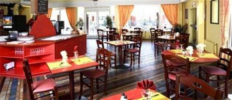 Kyriad Nevers Nord - Varennes vauzelles Gastronomie