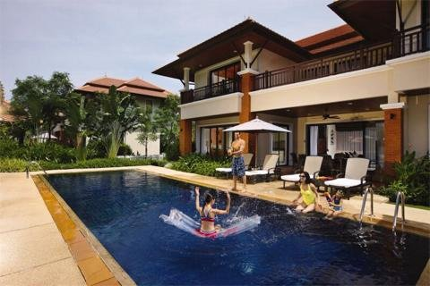 Outrigger Laguna Phuket Resort and Villas - Pool View