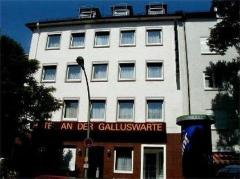 Hotel An Der Galluswarte - Exterior View