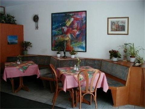 Hotel An Der Galluswarte - Breakfastroom