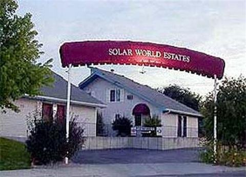 Solar World Estates - Spokane, WA