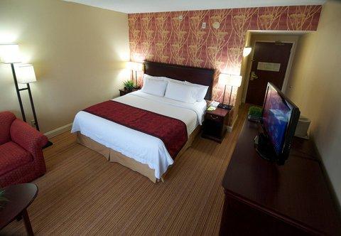 希科里萬怡酒店 - King Guest Room