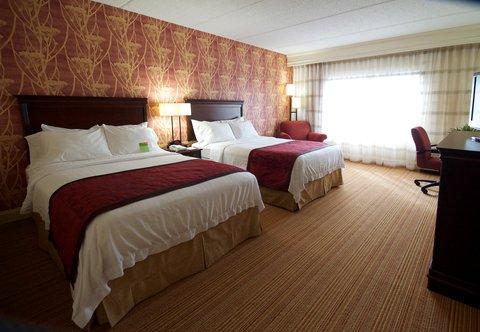 希科里萬怡酒店 - Double Double Guest Room