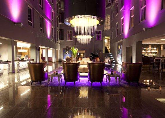 Clarion Hotel Ernst Außenansicht