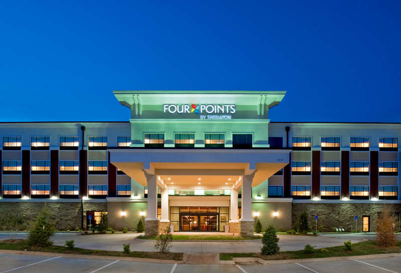 Four Points Sheraton Quail Springs OKC
