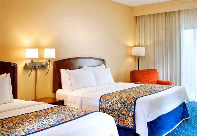 Courtyard by Marriott Dallas LBJ at Josey Pokoj