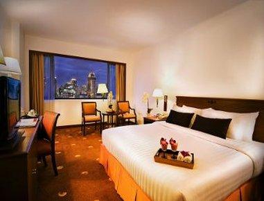 رامادا دما بانكوك - Suite King Bed