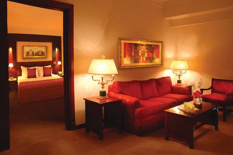 فندق سفير القاهرة - Suite