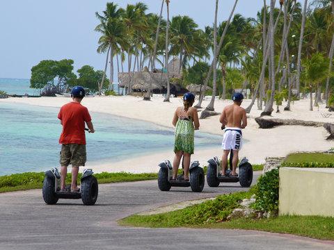Tortuga Bay Hotel - Segway Tour