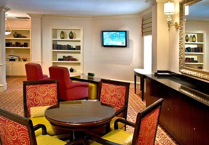 Courtyard Boston Tremont Hotel Miscellaneous