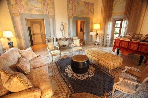 Villa Mangiacane - Piano Lounge