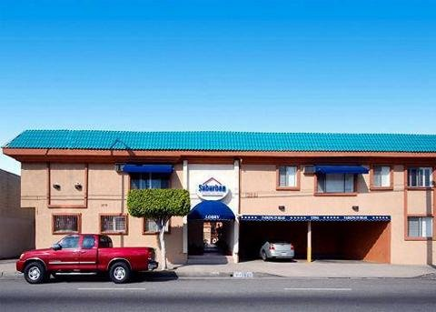 Suburban Extended Stay - Van Nuys, CA