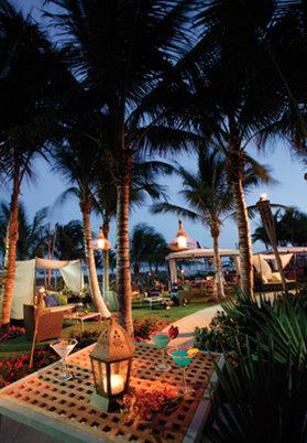 The Ritz-Carlton South Beach バー/ラウンジ