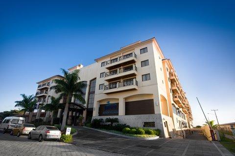 Jurere Beach Village Hotel - Front