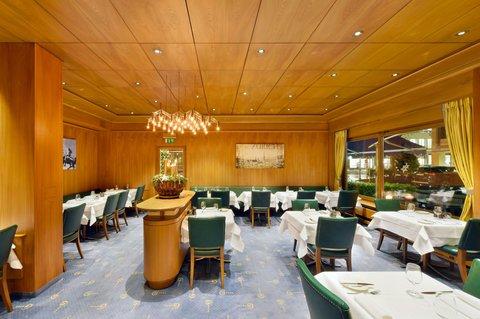 Hotel Glärnischhof - The restaurant