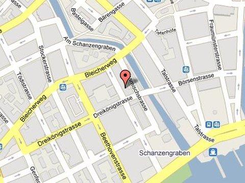 Hotel Glärnischhof - The Hotel is in Zurich