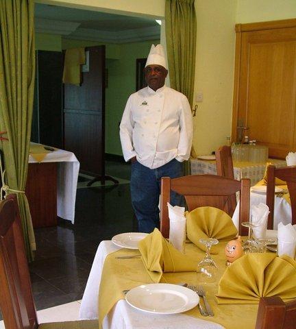 Eastgate Hotel - Cheff