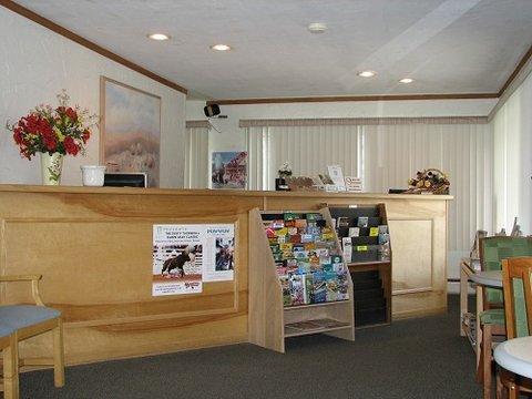 Sunrise Motor Inn - Reception Area