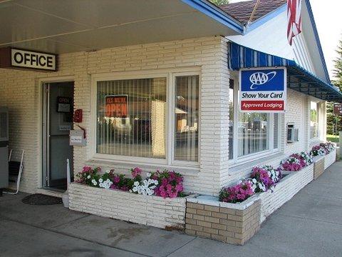 Sunrise Motor Inn - Office