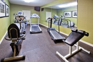 Fitness Exercise Room Holiday Inn Express Hotel Suites Canton