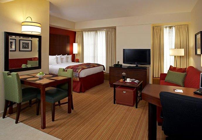 Residence Inn Beverly Hills Vista de la habitación