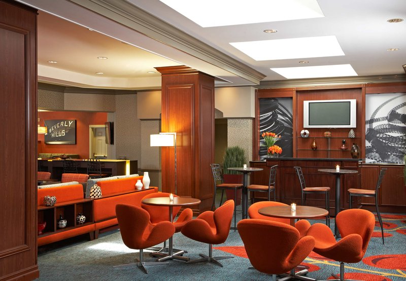 Residence Inn Beverly Hills Bar/salónek
