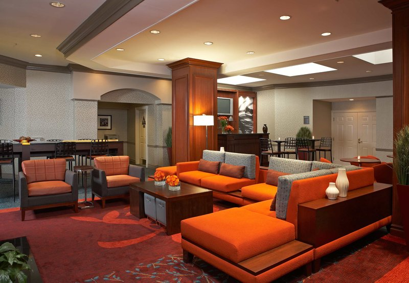 Residence Inn Beverly Hills Bar/salón