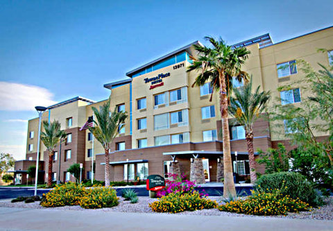 Towne Place Suites By Marriott Phoenix Goodyear Hotel - Entrance
