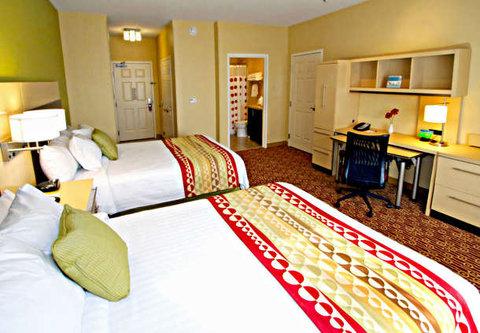 Towne Place Suites By Marriott Phoenix Goodyear Hotel - Queen Queen Studio Suite