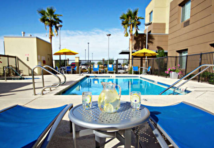 TownePlace Suites Phoenix Goodyear Fitness-klubb