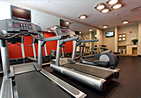 Towne Place Suites By Marriott Phoenix Goodyear Hotel - Fitness Center
