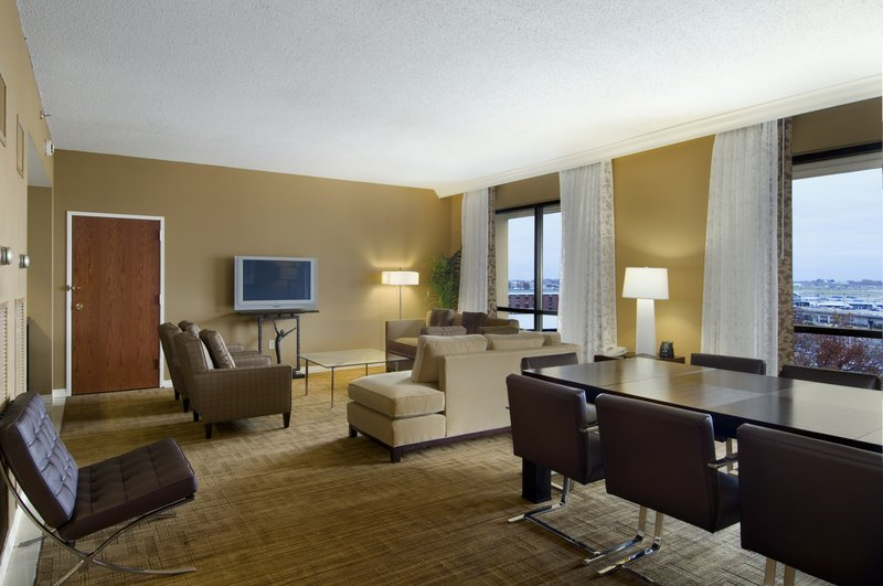 Hilton-St Louis Airport - Saint Louis, MO