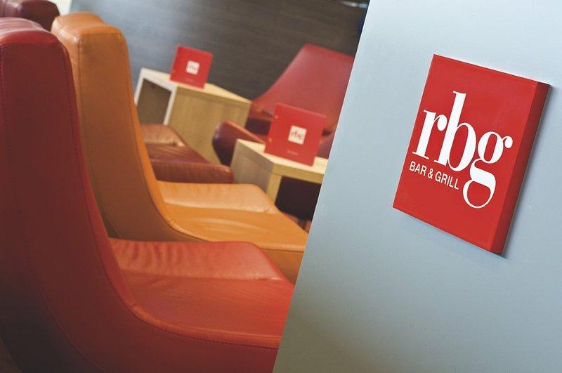 Park Inn By Radisson Brussels Midi Bar/lounge