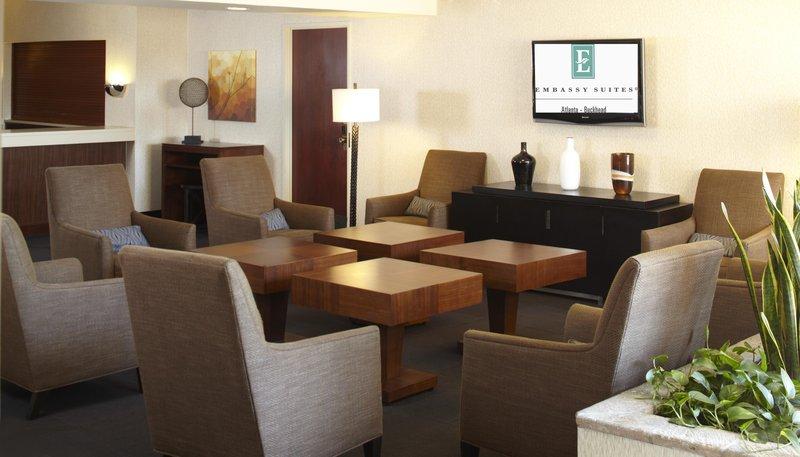 Embassy Suites - Atlanta, GA