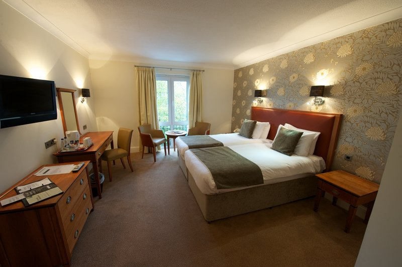 Hawkwell House Hotel View of room