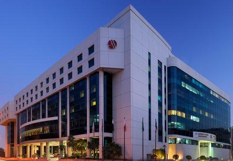 فندق ماريوت جي دبليو دبي - Exterior